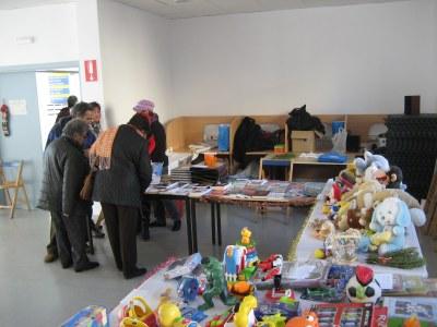 El Mercat Solidari de Moja aconsegueix recaptar 450 euros