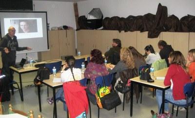 Dimarts s'ha fet la segona de les sessions del curs