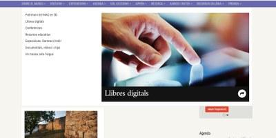 El Museu d'Arqueologia amplia els recursos en línia que ofereix des de la seva web