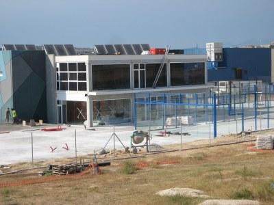El Pàdel Center Penedès iniciarà la seva activitat abans d'acabar el mes de juliol