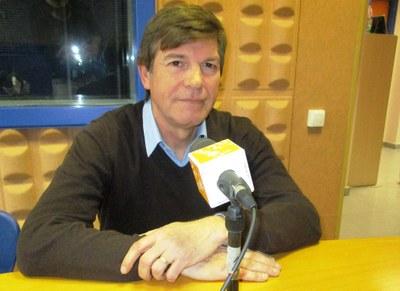 Josep Sánchez, portaveu del grup del PDeCAT a l'Ajuntament d'Olèrdola