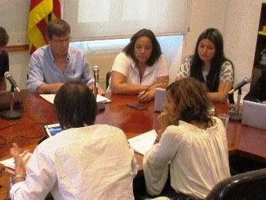 """El PDeCAT no assistirà a comissions de treball de l'Ajuntament perquè  """"són dictats"""" del govern"""
