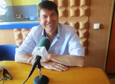 Josep Sánchez, portaveu del grup de PDeCAT