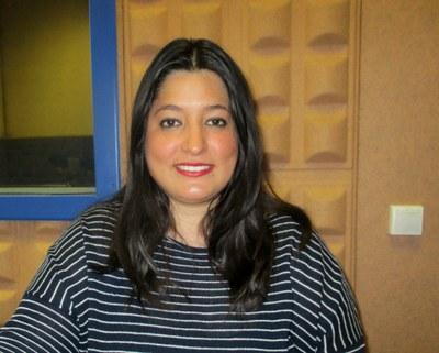 Vanesa López, regidora del grup municipal del PDeCAT