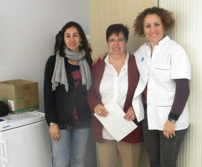 """El personal sanitari d'Olèrdola demana a la població """"empatia"""" davant la vaga"""