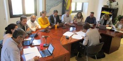 El ple d'aquest dimecres de l'Ajuntament d'Olèrdola serà el darrer per a quatre dels 11 regidors