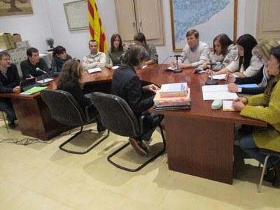 El ple de l'Ajuntament d'Olèrdola aprova de manera definitiva el pressupost de 2016
