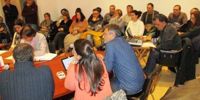 El ple de l'Ajuntament d'Olèrdola aprova les bases reguladores de les subvencions introduint canvis per facilitar l'activitat de les entitats