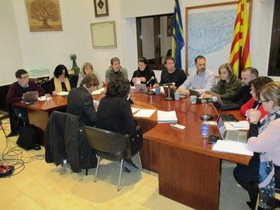 El ple de l'Ajuntament d'Olèrdola aprova un pressupost de 4'7 milions d'euros per al 2020