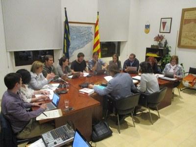 El ple de l'Ajuntament d'Olèrdola  preveu aprovar dilluns el pressupost municipal pel 2020