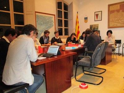 El ple de l'Ajuntament d'Olèrdola preveu aprovar dimarts el pressupost  pel 2016