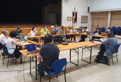El ple de l'Ajuntament formalitza per unanimitat el rebuig a la MAT