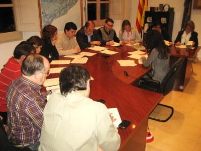 El ple de l'Ajuntament d'Olèrdola preveu aprovar aquest divendres el pressupost pel 2013