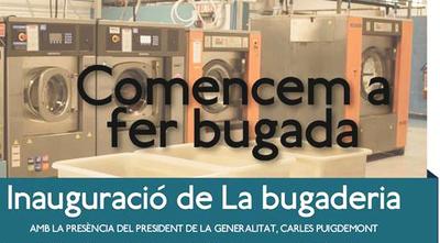 El president Puigdemont inaugura divendres La bugaderia de Mas Albornà, al polígon de Sant Pere