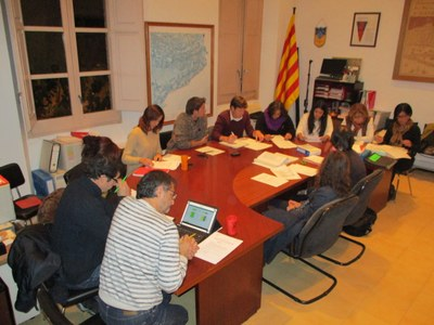Les inversions s'incrementen un 11% en el pressupost de l'Ajuntament d'Olèrdola pel 2016