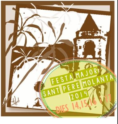 El programa de la Festa Major de Sant Pere Molanta aposta pels actes consolidats