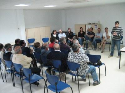 El projecte consensuat per cobrir la pista i un nou sector al polígon, propostes d'ApO a Sant Pere