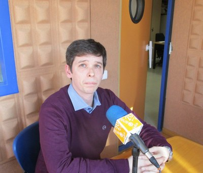 Joan López, regidor del PSC-Units