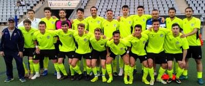 Imatge recent del CFP Sant Pere Molanta