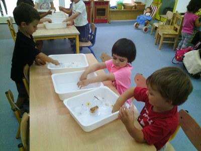 El servei de llar d'infants es mantindrà a Sant Pere Molanta i s'oferirà a l'escola Rossend Montané