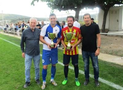 El Vilafranca guanya la 30a Copa Olèrdola  després de golejar al Molanta