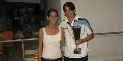 El Vilanova guanya la 25a Copa Olèrdola de futbol