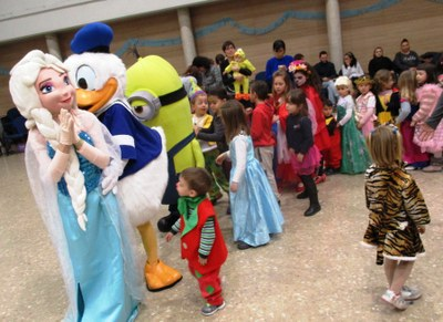 Els actes de Carnaval fan que La Lleialtat refermi la seva aposta per les activitats familiars