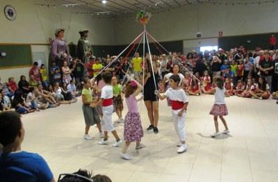 Ball de Gitanes de l'escola Rossend Montané
