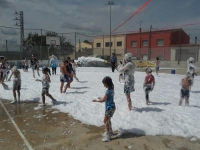 Els balls i les activitats infantils,  notes positives de la Festa Major de Sant Pere Molanta