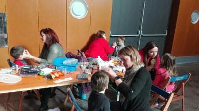 Els balls populars de Moja, protagonistes dels tallers infantils de les Festes de Sant Macari