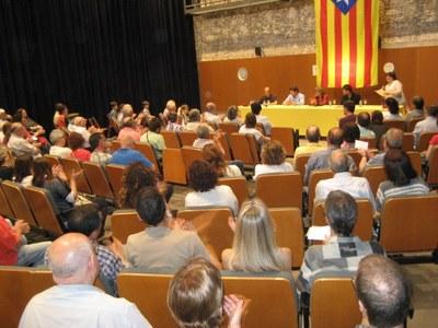 Els candidats coincideixen en valorar que la independència de Catalunya beneficiaria els municipis