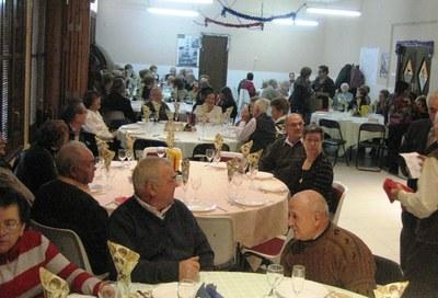 Els casals d'avis d'Olèrdola mantenen viva la Castanyada i organitzen festes aquests dies
