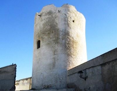 Els Fons FEDER de la Unió Europea subvencionen la restauració de la Torre de Moja