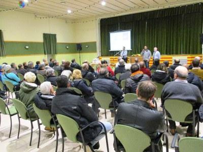 Els Mossos d'Esquadra difonen consells de seguretat a Sant Pere Molanta i destaquen que les dades indiquen que Olèrdola és un municipi segur