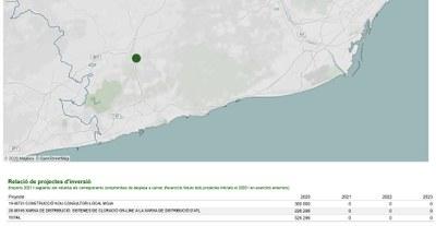 Els pressupostos de la Generalitat per al 2020 inclouen una partida de 300.000€ per a la construcció del nou consultori mèdic de Moja