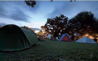 Un centenar de persones s'han inscrit a l'acampada