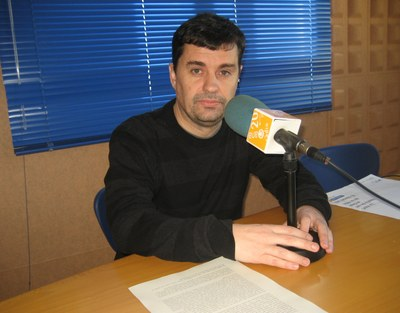 En el missatge d'Any Nou, Josep Tort recorda que l'Ajuntament prioritza no apujar impostos