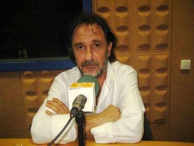 Carles Álvarez, pregoner de la FM'12 de Sant Miquel