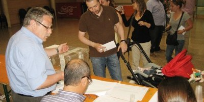 En les  municipals d'aquest diumenge poden votar a Olèrdola 2.716 electors, un 3'7 % més que fa 4 anys