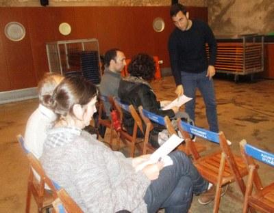 En un acte a Olèrdola s'aconsella als afectats per les clàusules terra que s'assessorin i reclamin
