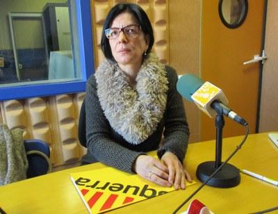 Maria Antònia Pajuelo, regidora d'ERC
