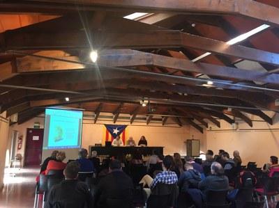 Imatge d'una recent jornada de reflexió convocada per ERC Penedès al Vendrell