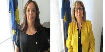 ERC i JxO demanen la convocatòria d'un ple extraordinari per a rebutjar la sentència del procés