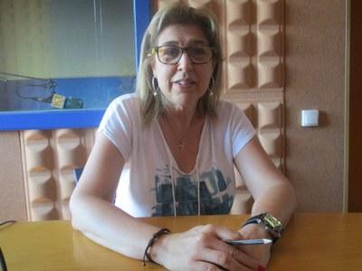 Fina Mascaró, regidora portaveu del grup d'ERC