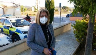 Fina Mascaró, regidora portaveu del grup municipal d'ERC