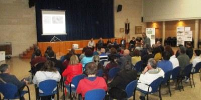 ERC reclama que s'aturi el procés de participació dels usos de la zona del Bosquet