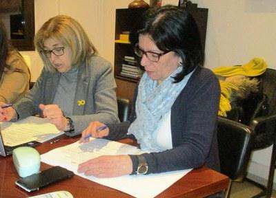 ERC vol millorar el Reglament de Participació per a fer més propera la presa de decisions municipals