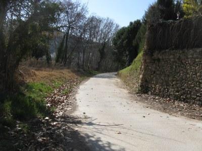 Els camins municipals sumen prop de 84 quilòmetres