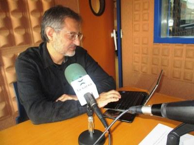 Xavier Serramià, portaveu del govern municipal i regidor de TIC