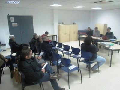 Es fa a Sant Pere Molanta la primera xerrada informativa sobre els pressupostos participatius